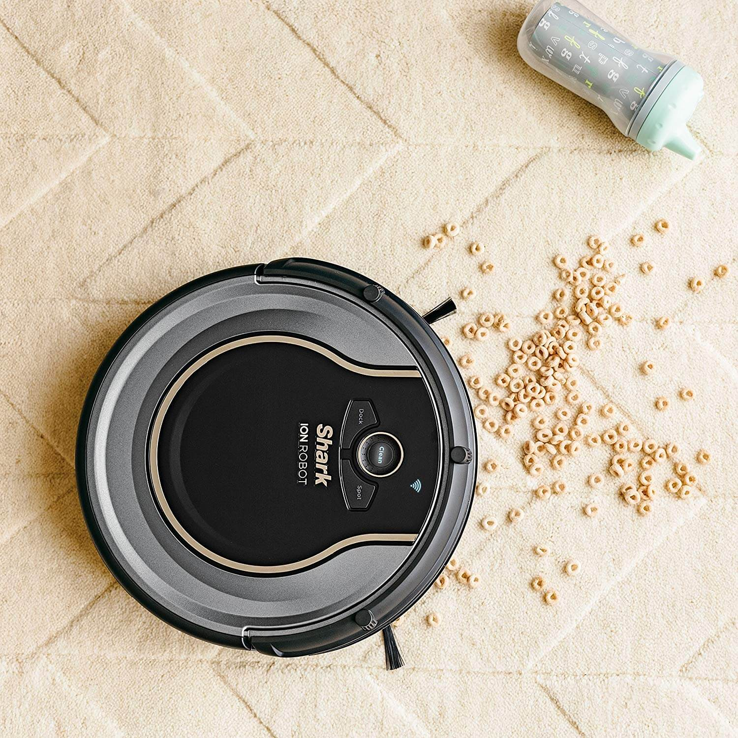 Top 10 Best Robotic Vacuum Cleaners Review-12