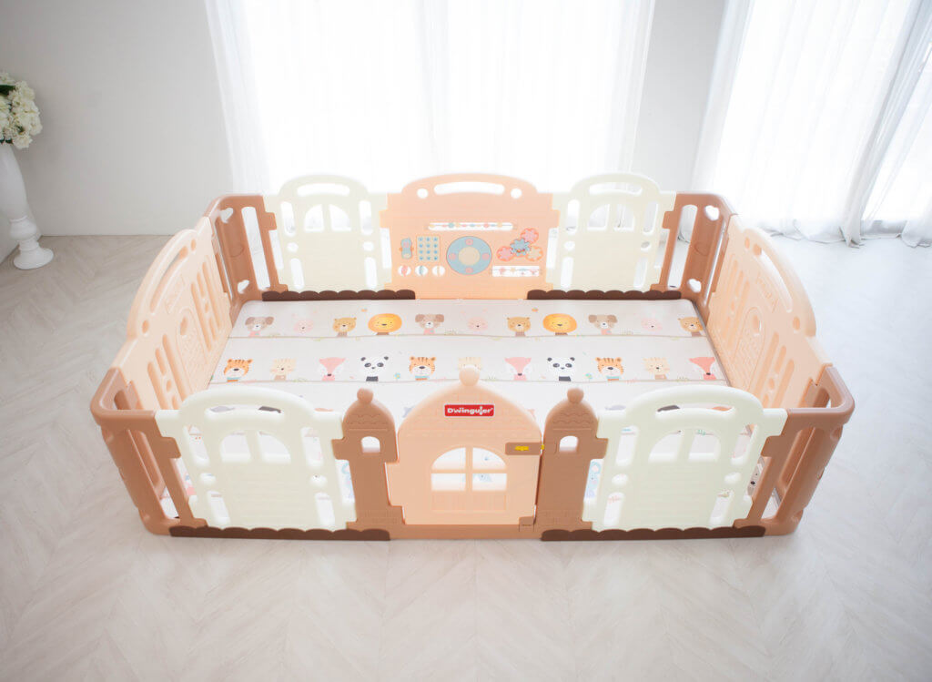 Foldable Baby Playpens
